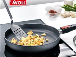 Woll Diamond Lite induction koekenpan