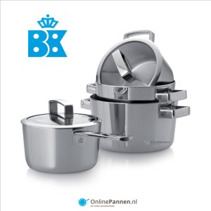 bk conical deluxe 7-delig pannenset B4395007