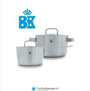 bk conical plus 5-delig pannenset b4320.015