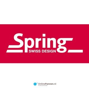 Spring Finesse Stoominzet 16 - 20 cm