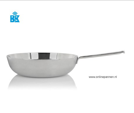 bk conical deluxe steelwok 30 cm b4395950